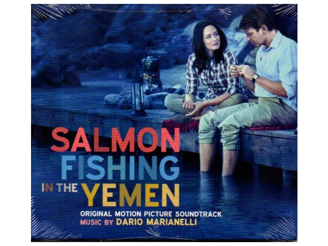 Lov lososů v Jemenu (soundtrack - CD) Salmon Fishing in the Yemen