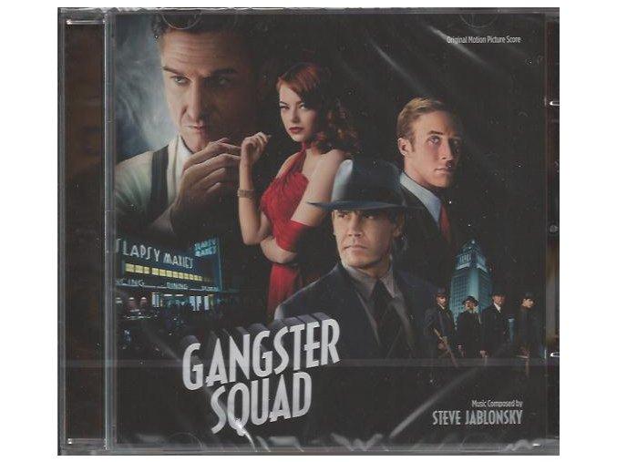 Lovci mafie (score - CD) Gangster Squad