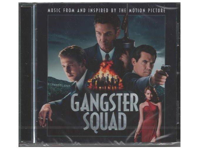 Lovci mafie (soundtrack - CD) Gangster Squad
