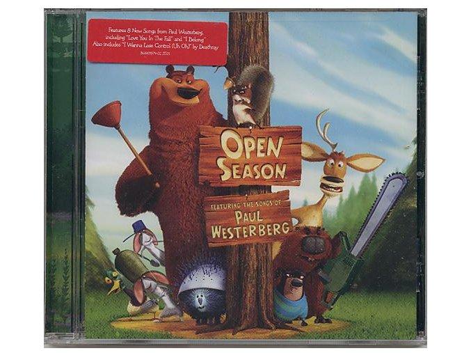 Lovecká sezóna (soundtrack - CD) Open Season