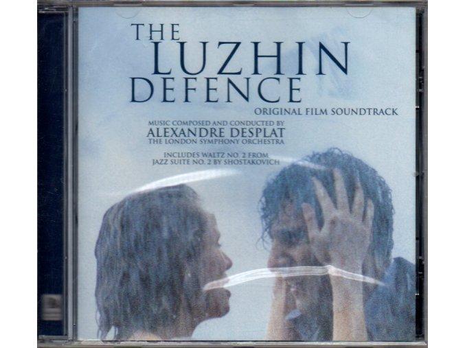 the luzhin defence soundtrack cd alexandre desplat