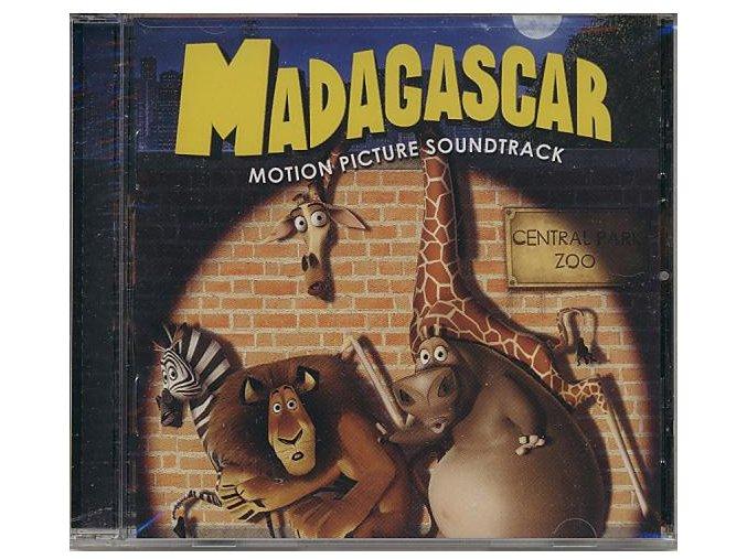 Madagaskar (soundtrack - CD) Madagascar