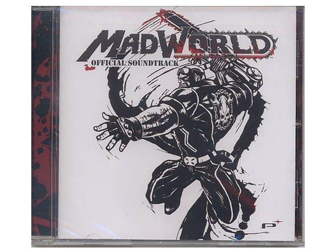 MadWorld (soundtrack - CD)