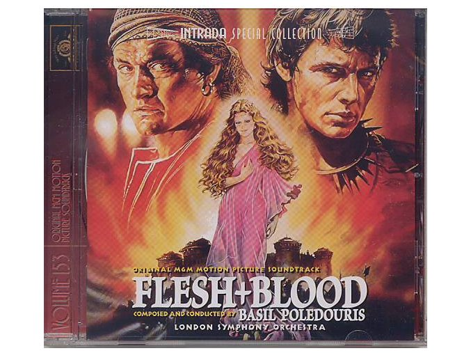 Maso a krev (soundtrack - CD) Flesh & Blood