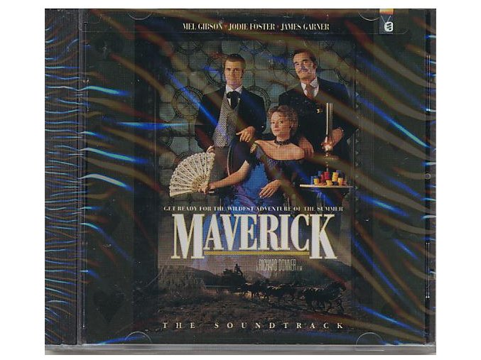 Maverick (soundtrack - CD)