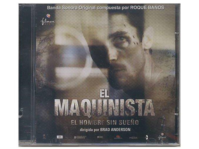 Mechanik (soundtrack - CD) El Maquinista - The Machinist