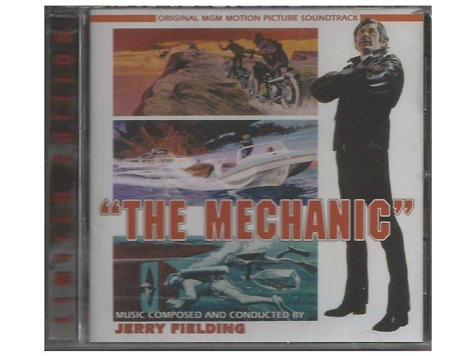 Mechanik zabiják (soundtrack - CD) The Mechanic