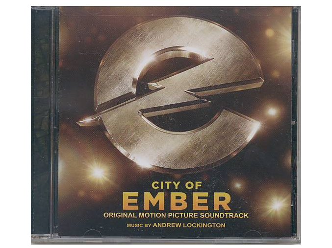 Město Ember (soundtrack - CD) City of Ember