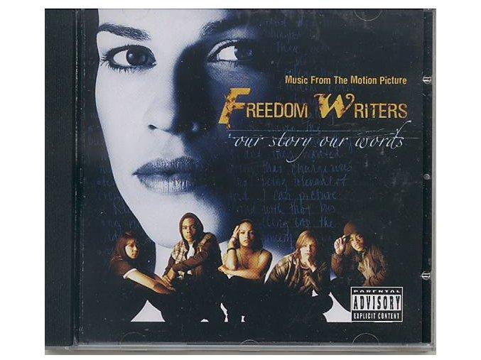 Mezi řádky (soundtrack - CD) Freedom Writers