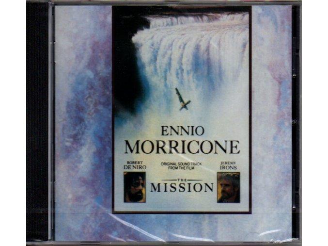 mission soundtrack cd ennio morricone