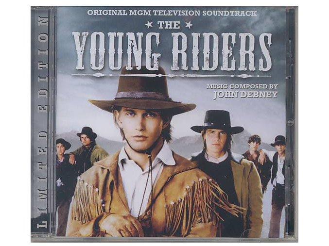 Mladí jezdci (soundtrack - CD) The Young Riders