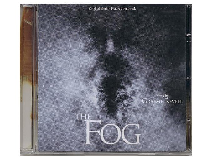 Mlha (soundtrack - CD) The Fog