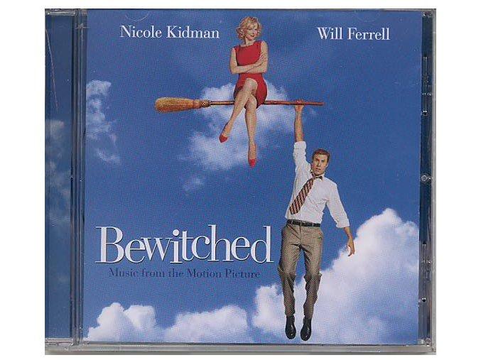 Moje krásná čarodějka (soundtrack - CD) Bewitched