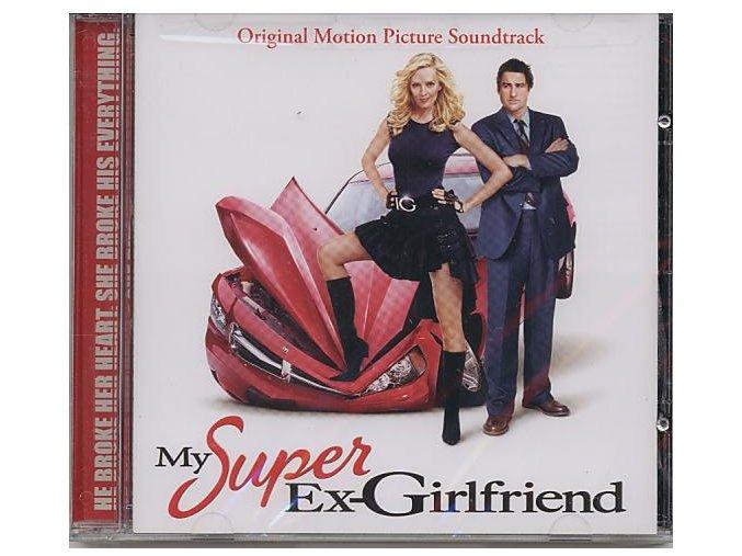 Moje superbejvalka (soundtrack - CD) My Super Ex-Girlfriend