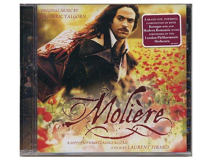 Moliere (soundtrack - CD)