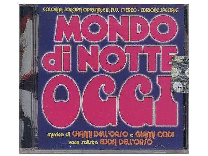 Mondo Di Notte Oggi (soundtrack - CD)