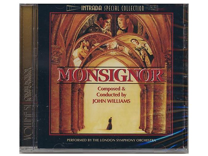 Monsignor (soundtrack - CD)