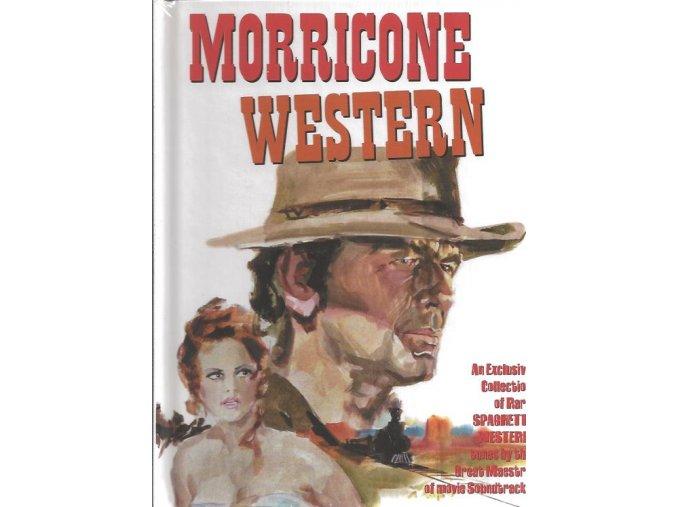 Morricone Western (+ kniha) (CD)