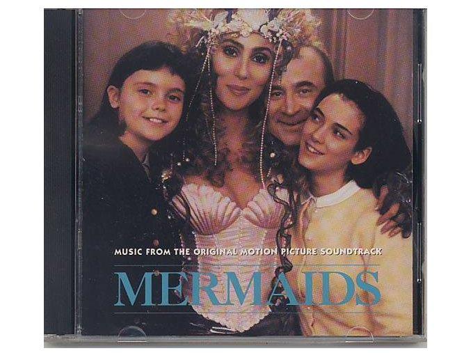Mořské panny (soundtrack - CD) Mermaids