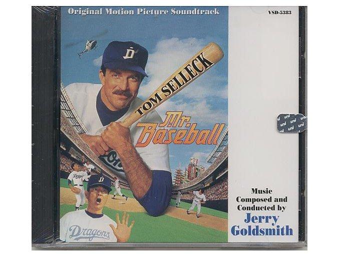 Mr. Baseball (soundtrack - CD)