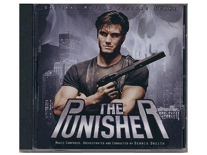 Mstitel (soundtrack - CD) The Punisher