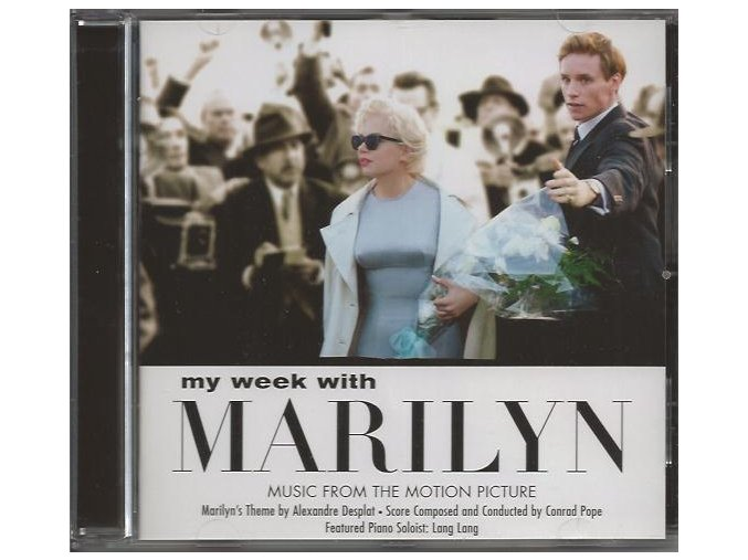Můj týden s Marilyn (soundtrack - CD) My Week with Marilyn