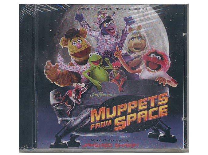 Muppeti z vesmíru (score - CD) Muppets from Space
