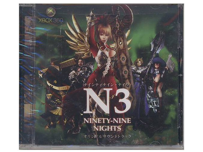 N3 - Ninety-Nine Nights (soundtrack - CD)