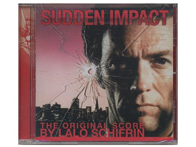 Náhlý úder (soundtrack - CD) Sudden Impact