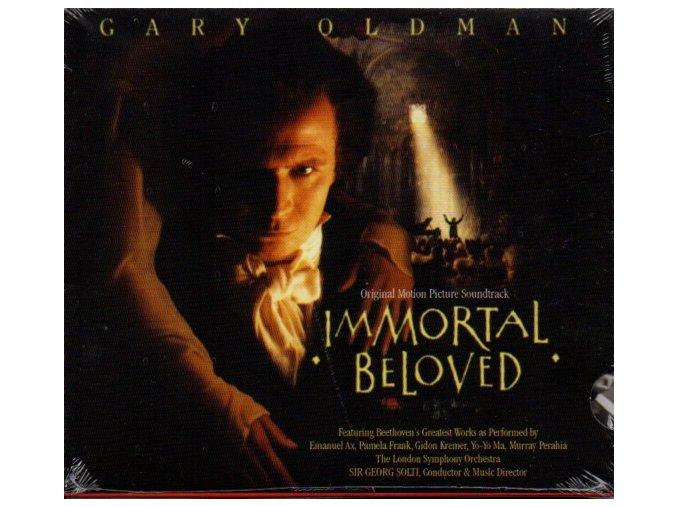 Nehynoucí láska (soundtrack - CD) Immortal Beloved