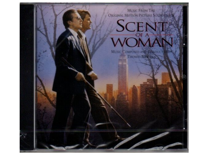 scent of a woman soundtrack thomas newman