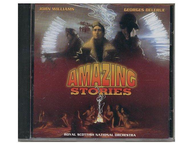 Neuvěřitelné příběhy (soundtrack - CD) Amazing Stories