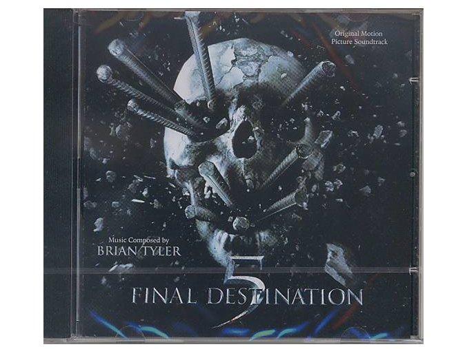 Nezvratný osud 5 (soundtrack - CD) Final Destination 5