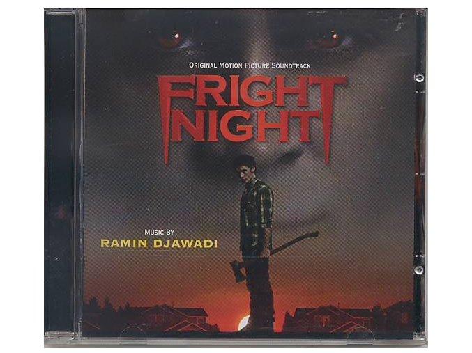 Noc hrůzy (soundtrack - CD) Fright Night