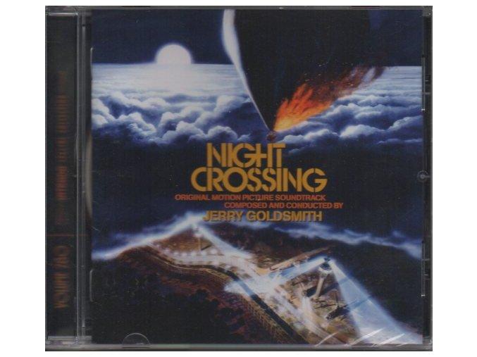 Noční přechod (soundtrack - CD) Night Crossing