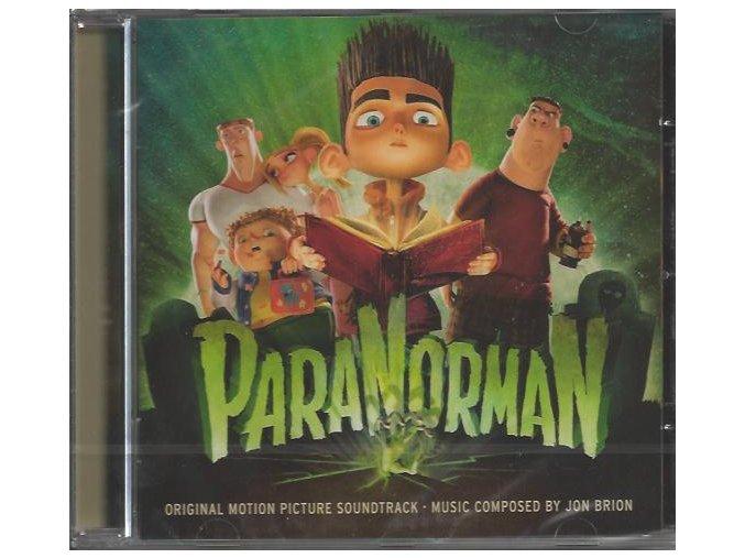 Norman a duchové (soundtrack - CD) ParaNorman