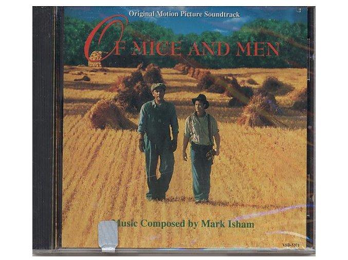 O myších a lidech (soundtrack - CD) Of Mice and Men
