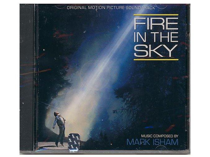 Oheň v oblacích (soundtrack - CD) Fire in the Sky
