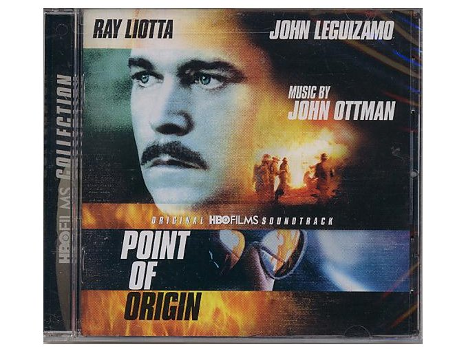 Ohnisko požáru (soundtrack - CD) Point of Origin