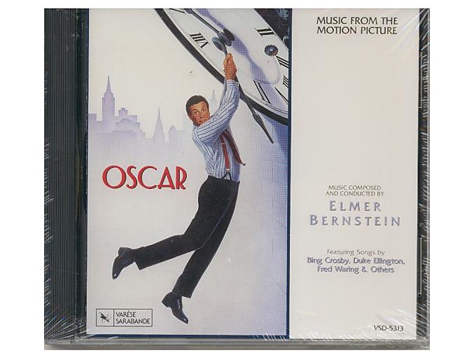 Oskar (soundtrack - CD) Oscar