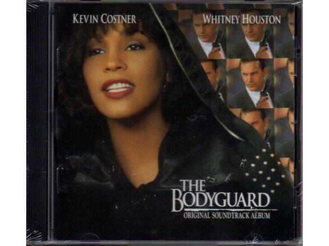 the bodyguard soundtrack cd