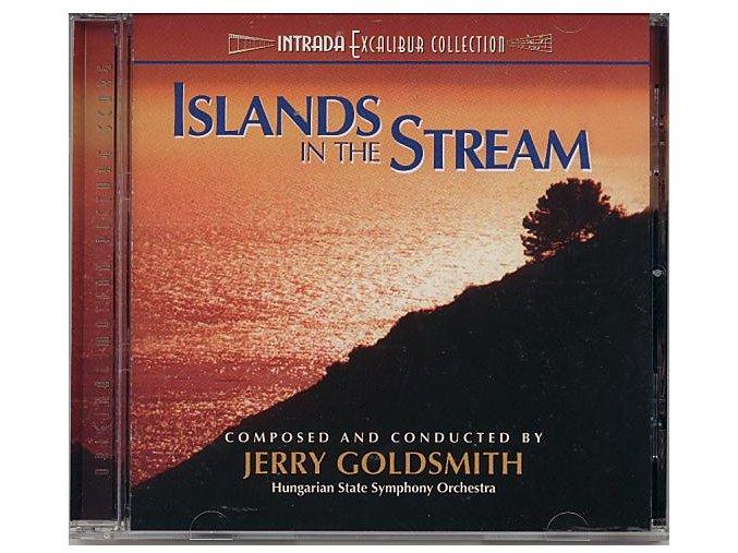 Ostrovy uprostřed proudu (soundtrack - CD) Islands in the Stream