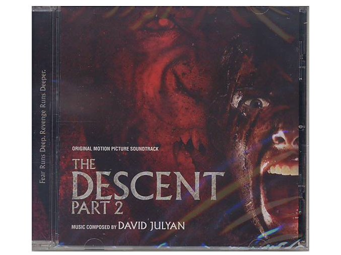 Pád do tmy 2 (soundtrack - CD) The Descent: Part 2