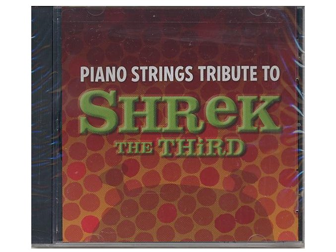 Piano Strings Tribute to Shrek the Third (CD)