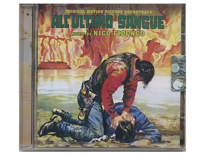 Pohřběte je hluboko (soundtrack - CD) All´Ultimo Sangue - Bury Them Deep