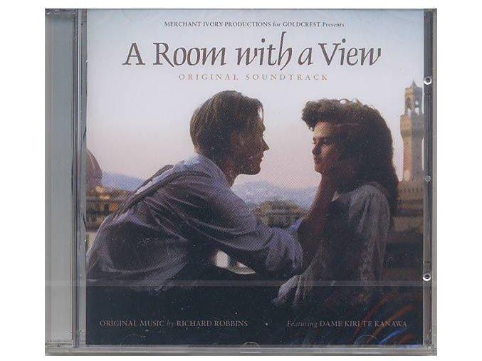 Pokoj s vyhlídkou (soundtrack - CD) A Room with a View