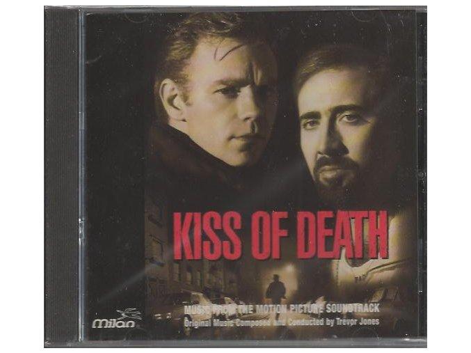 Polibek smrti (soundtrack - CD) Kiss of Death