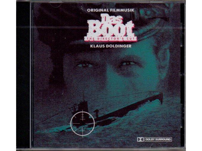 das boot soundtrack cd klaus doldinger