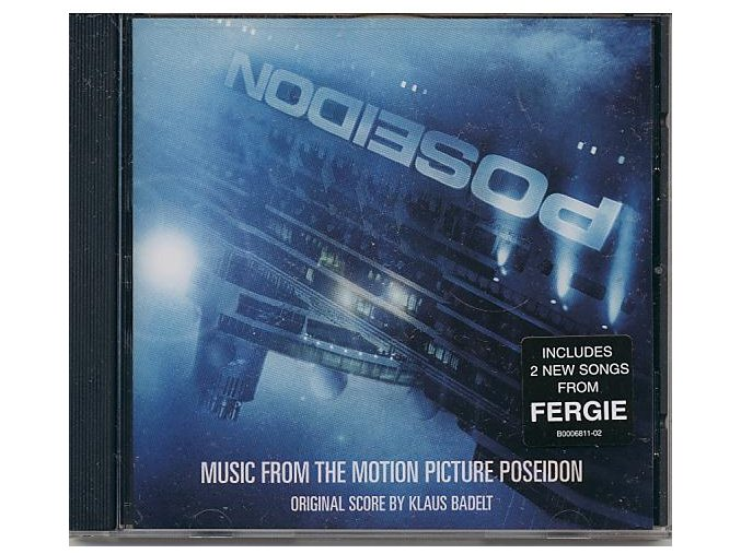 Poseidon (soundtrack - CD)