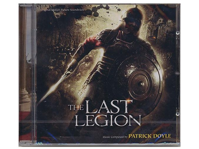 Poslední legie (soundtrack - CD) The Last Legion